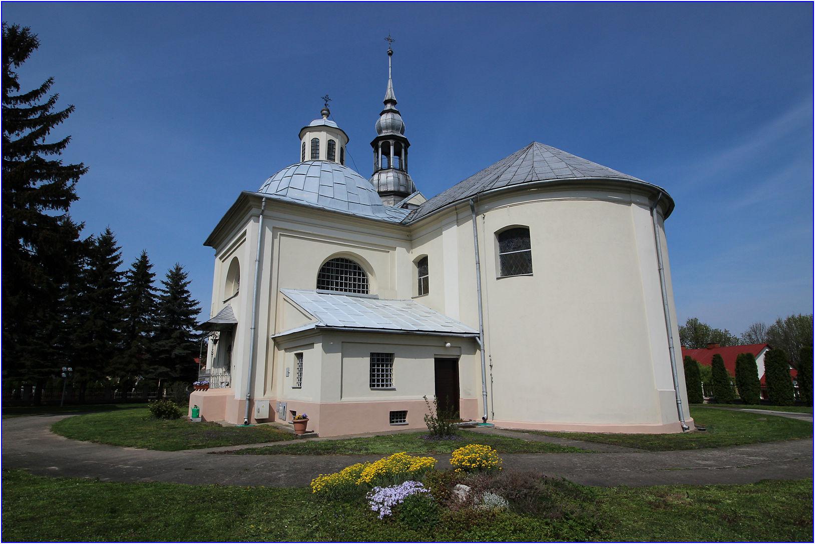 Kościół pw. Wniebowzięcia NMP w Książnicach Wielkich