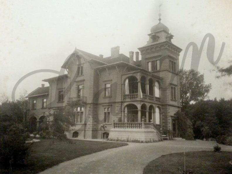Pałac Lacon pocz. XX wieku