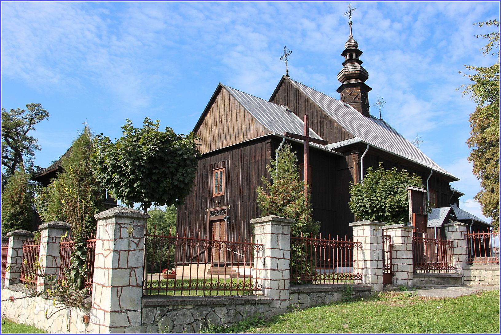 Kościół pw. Św. Małgorzaty Męczennicy w Gorzkowie