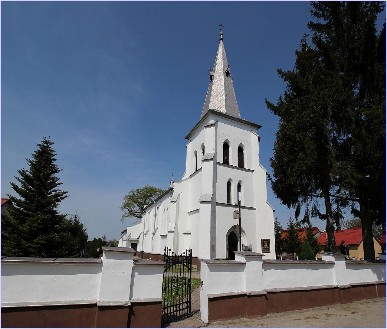 Kościół pw. Św. Marii Magdaleny w Koszycach