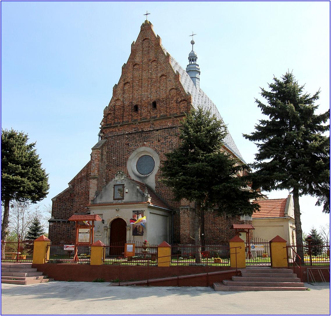 Kościół pw. Św. Katarzyny w Przemykowie