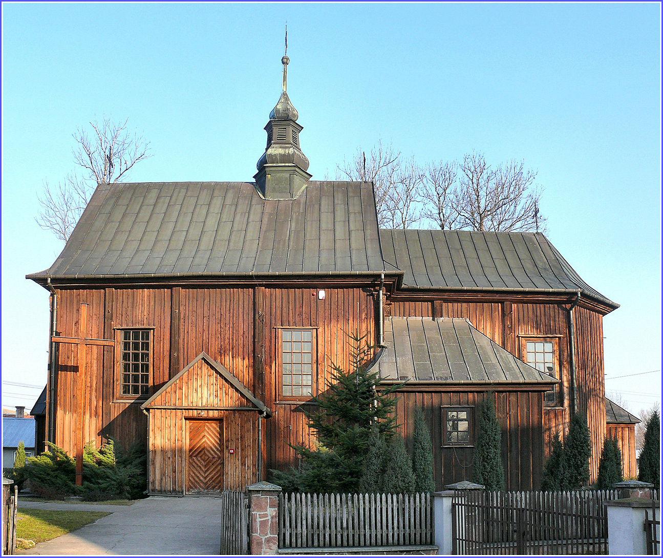 Kościół pw. Wszystkich Świętych w Cudzynowicach