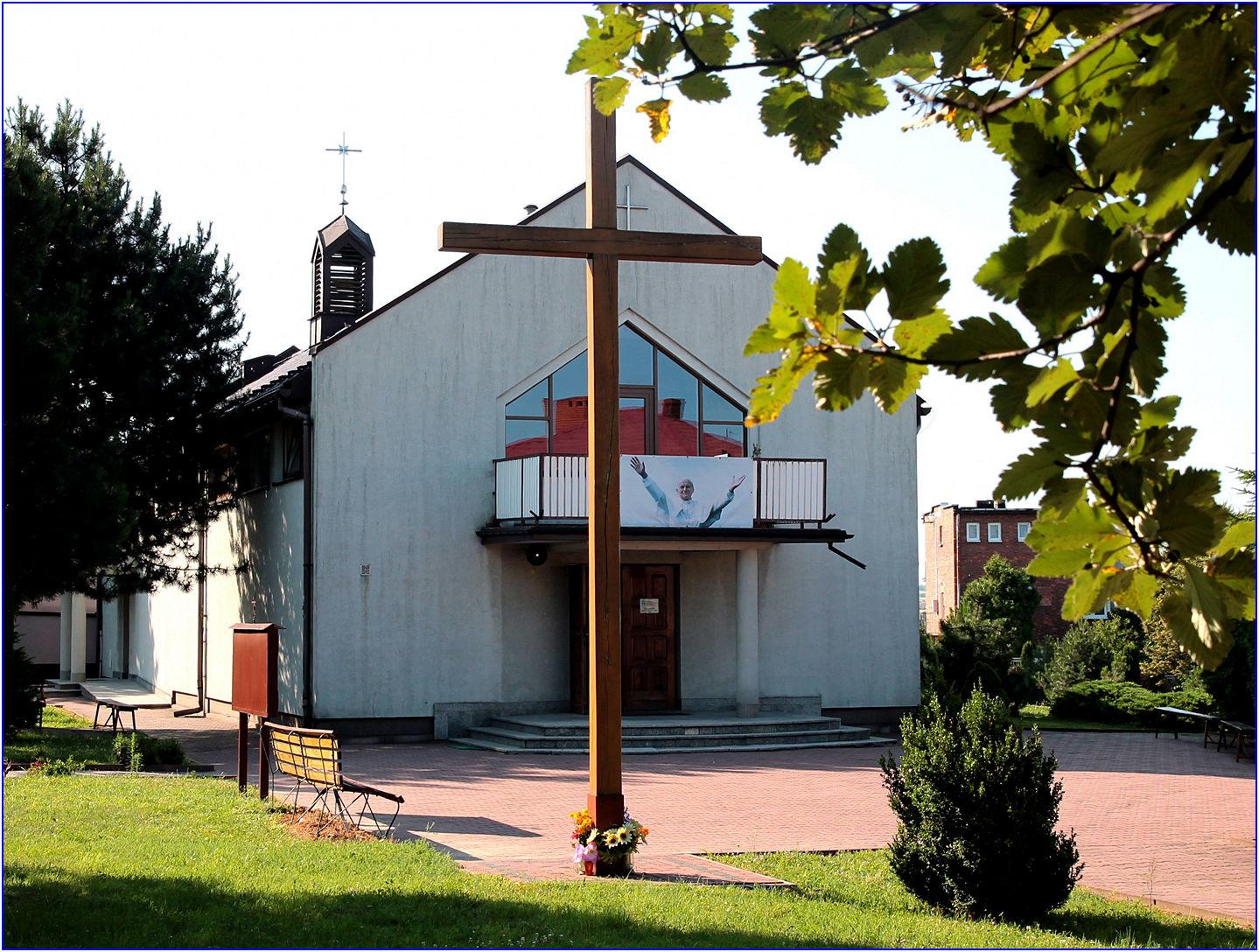 Kościół pw. Miłosierdzia Bożego w Kazimierzy Wielkiej